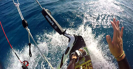 Corsi kitesurf Fuerteventura intermedio